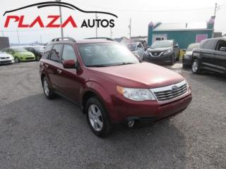 Used 2009 Subaru Forester 2.5 X for sale in Beauport, QC