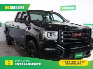 Used 2016 GMC Sierra 1500 AWD DOUBLE CAB for sale in St-Léonard, QC