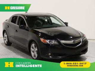 Used 2015 Acura ILX PREMIUM PKG GR for sale in St-Léonard, QC