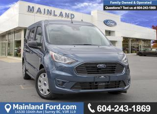 New 2019 Ford Transit Connect XLT for sale in Surrey, BC