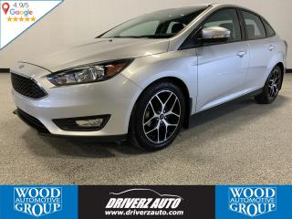 Used 2017 Ford Focus SEL SPORT WITH SUNROOF, HEATED SEATS . for sale in Calgary, AB