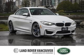 Used 2015 BMW M4 Cabriolet for sale in Vancouver, BC