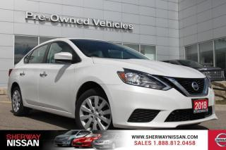 Used 2018 Nissan Sentra for sale in Toronto, ON