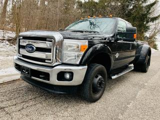 Used 2013 Ford F-350 EXTENDED CAB LONG BOX 6.7L DIESEL DULLY MINT! for sale in Richmond Hill, ON