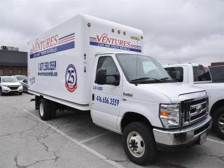 Used 2016 Ford E450 Cutaway 16 FT CUBE WITH REAR RAMP for sale in Concord, ON