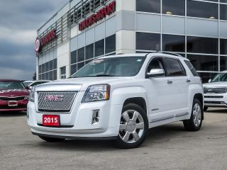 Used 2015 GMC Terrain DENALI AWD for sale in London, ON
