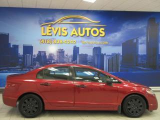 Used 2009 Honda Civic AUTOMATIQUE VITRES / MIRROIR ÉLECTRIQUE for sale in Lévis, QC