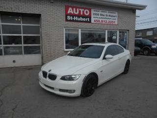 Used 2008 BMW 335i 335 XI NAV for sale in St-Hubert, QC