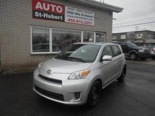 Used 2011 Scion xD TOUT EQUIPE for sale in St-Hubert, QC