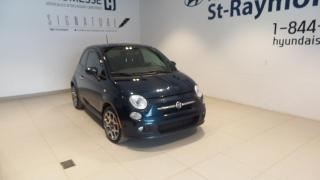 Used 2014 Fiat 500 Sport for sale in St-Raymond, QC