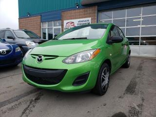 Used 2011 Mazda MAZDA2 for sale in St-Eustache, QC