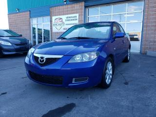 Used 2007 Mazda MAZDA3 for sale in St-Eustache, QC