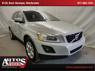 Used 2010 Volvo XC60 3.2 Awd + Cuir for sale in Sherbrooke, QC