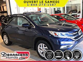 Used 2015 Honda CR-V EX ***GARANTIE PROLONGÉE***DÉMARRAGE SAN for sale in Donnacona, QC