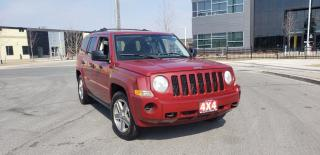 Used 2007 Jeep Patriot 4x4, 4 door, Auto , 3/Y Warranty availabl. for sale in Toronto, ON
