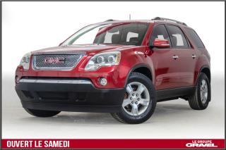Used 2012 GMC Acadia 8 Passagers Camera for sale in Montréal, QC