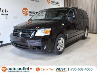 Used 2010 Dodge Grand Caravan SE STOW N' GO, Rear climate for sale in Edmonton, AB