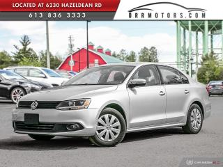 Used 2014 Volkswagen Jetta TRENDLINE+ for sale in Ottawa, ON