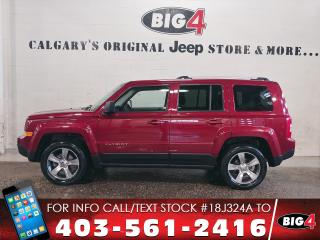 Used 2016 Jeep Patriot High Altitude | Leather | Sunroof | Pwr Seat for sale in Calgary, AB
