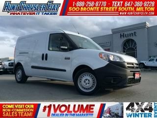 Used 2016 RAM ProMaster City ST VAN | BLUETOOTH | CARGO | CRUISE & MORE!!! for sale in Milton, ON