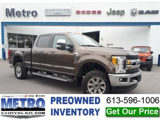 Used 2017 Ford F-250 FX4- Diesel - Super Duty for sale in Ottawa, ON