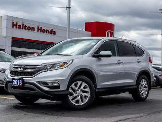 Used 2016 Honda CR-V EX AWD|NO ACCIDENTS for sale in Burlington, ON