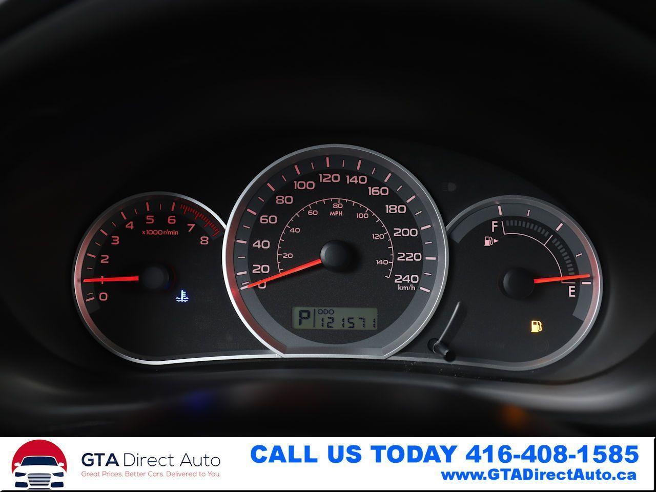 Used 2009 Subaru Impreza 2 5i AWD Auto Cruise Alarm