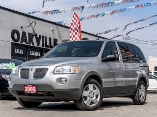 Used 2007 Pontiac Montana Sv6 4dr Reg WB w/1SA for sale in Oakville, ON