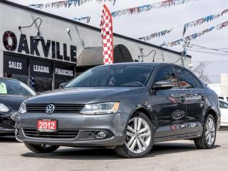 Used 2012 Volkswagen Jetta Sedan 4dr 2.0T TDI DSG Highline for sale in Oakville, ON