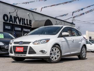 Used 2012 Ford Focus 5DR HB SE for sale in Oakville, ON