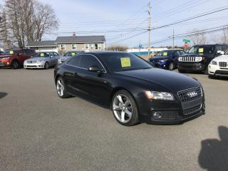 Used 2012 Audi A5 Coupe 2.0T Quattro S-Line for sale in Truro, NS