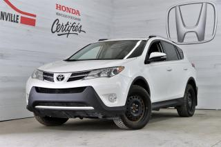 Used 2013 Toyota RAV4 LTD for sale in Blainville, QC