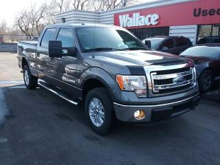 Used 2014 Ford F-150 XLT SuperCrew Heavy Duty Payload Pkg for sale in Ottawa, ON