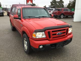 Used 2010 Ford Ranger Sport | 4X4 | Trailer Tow Package for sale in Harriston, ON