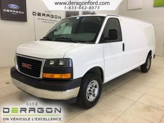 Used 2018 GMC Savana CARGO 3500 Allongé Camera for sale in Cowansville, QC