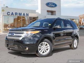 Used 2014 Ford Explorer XLT for sale in Carman, MB