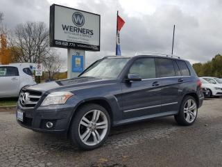 Used 2011 Mercedes-Benz GLK350 4Matic for sale in Cambridge, ON