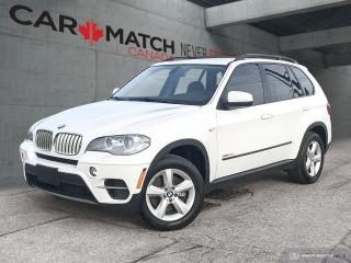 Used 2012 BMW X5 35D / SUNROOF / 360 CAMERA / NAV for sale in Cambridge, ON