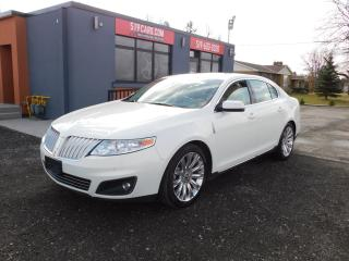 Used 2012 Lincoln MKS LEATHER | DUAL ROOF | NAVIGATION for sale in St. Thomas, ON