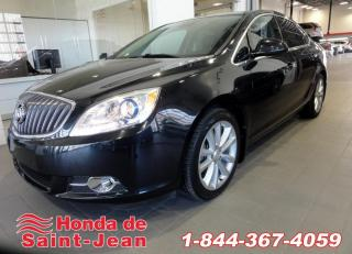 Used 2013 Buick Verano Berline Cuir Toit Navi Mags for sale in St-Jean-Sur-Richelieu, QC