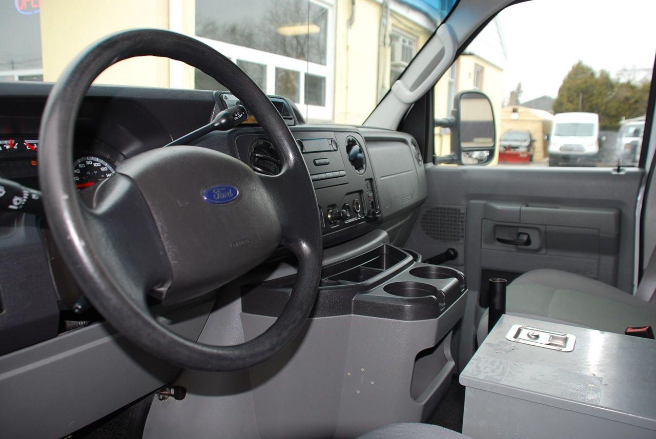 2011 Ford E-150