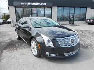 Used 2013 Cadillac XTS PLATINUM AWD ** NAVIGATION ** 78 000 KM for sale in St-Hubert, QC