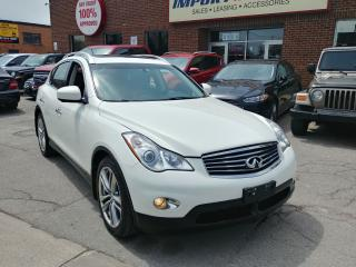Used 2011 Infiniti EX35 PREMIUM Navi+ for sale in North York, ON