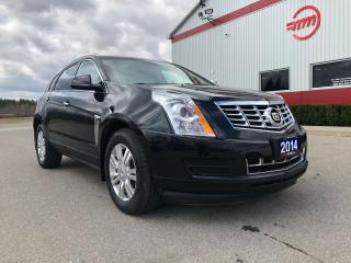 Used 2014 Cadillac SRX Luxury for sale in Tillsonburg, ON