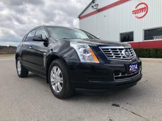 Used 2014 Cadillac SRX Luxury for sale in Tillsonburg, ON