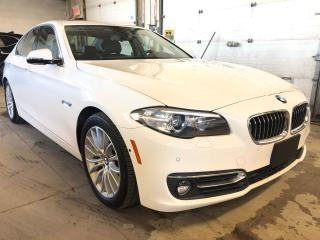 Used 2015 BMW 5 Series 528i xDrive, DRIVE ASSIST, NAVI, 360 CAMERA for sale in Mississauga, ON