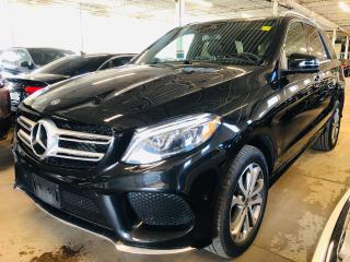 Used 2018 Mercedes-Benz GLE GLE 400, DRIVE ASSIST, HUD, NAVI, 360 CAMERA for sale in Mississauga, ON