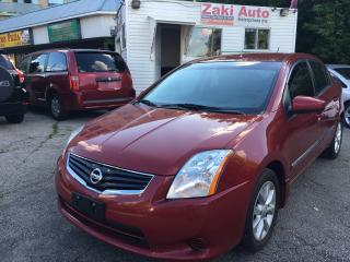 Used 2011 Nissan Sentra 2.0/Safety Certification is Included asking Price for sale in Toronto, ON