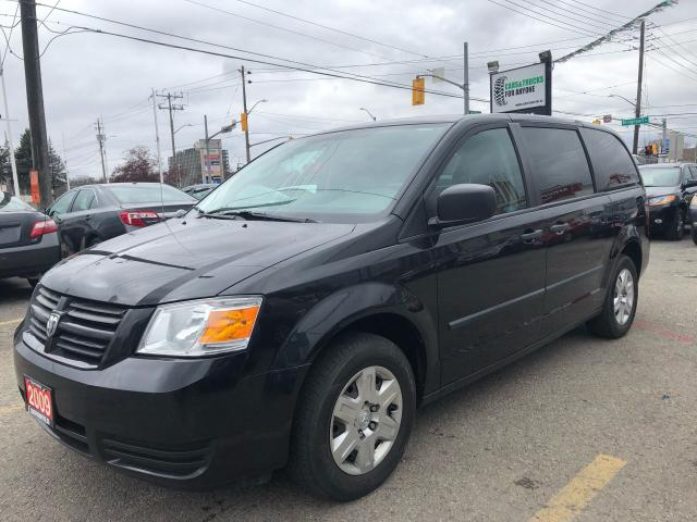 2009 Dodge Grand Caravan Family Man or Work Van