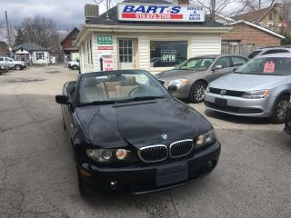 Used 2005 BMW 3 Series 325Ci for sale in London, ON